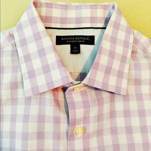 ❗️Banana Republic Button Down Cotton Shirt